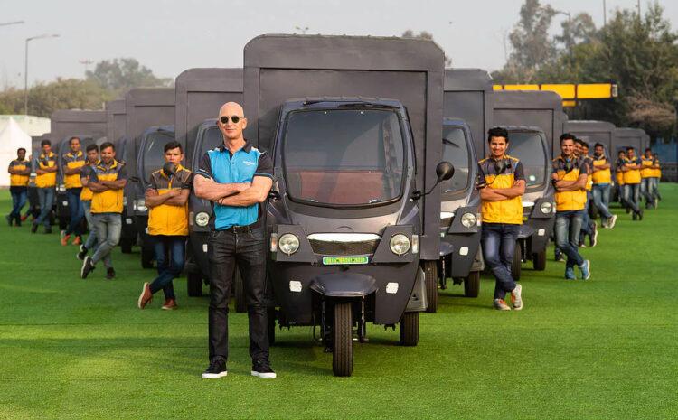 E-Mobility, अमेजॅन इंडिया ने महिंद्रा इलेक्ट्रिक के साथ अपनी साझेदारी की घोषणा की