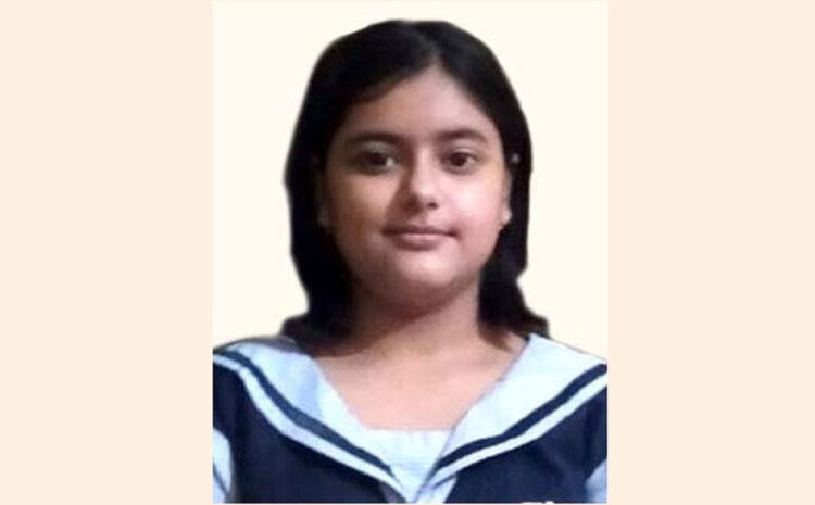 Singing Competition, गायन प्रतियोगिता का प्रथम पुरस्कार CMS छात्रा को