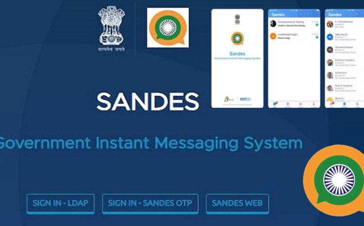 WhatsApp, Signal को टक्कर देने आया देसी Instant Messaging App Sandes
