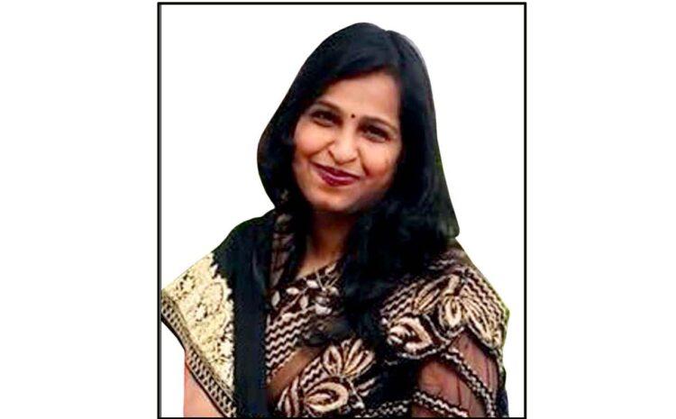 सेंटा टीचिंग प्रोफेशनल्स ओलम्पियाड में CMS शिक्षिका नेशनल टॉपर