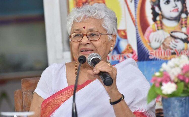 महिला सशक्तीकरण की दिशा में दशकों से  अग्रणी भूमिका निभा रहा है CMS : डा. भारती गाँधी