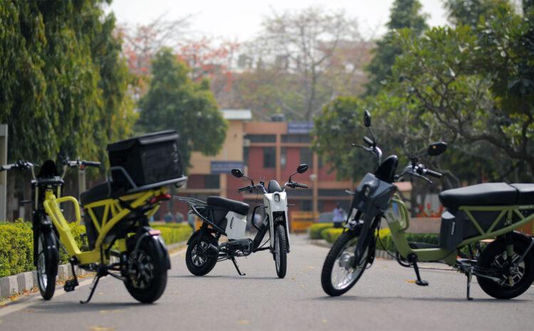 IIT-Delhi के स्टार्टअप ने बनाया अद्भुत ई-स्कूटर, मात्र 20 पैसा/कि.मी. के खर्च पर सड़कों पर दौड़ेगा