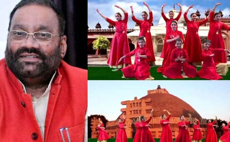 श्रम मंत्री स्वामी प्रसाद मौर्य ने किया अन्तर्राष्ट्रीय इतिहास महोत्सव उद्घाटन